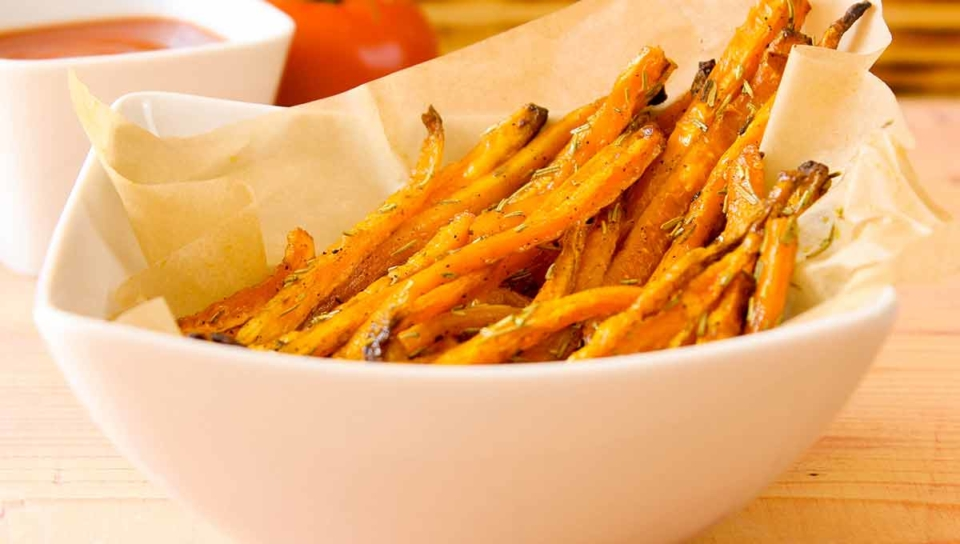 Karotten Pommes
