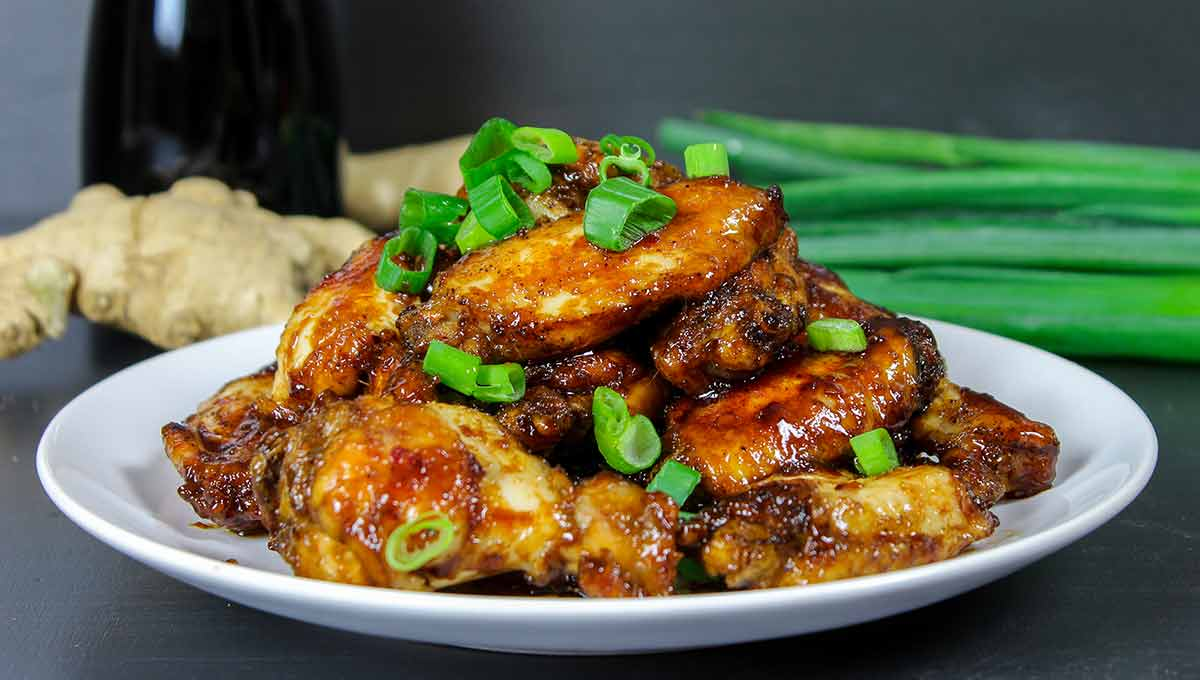 Sweet-Chili Chicken-Wings