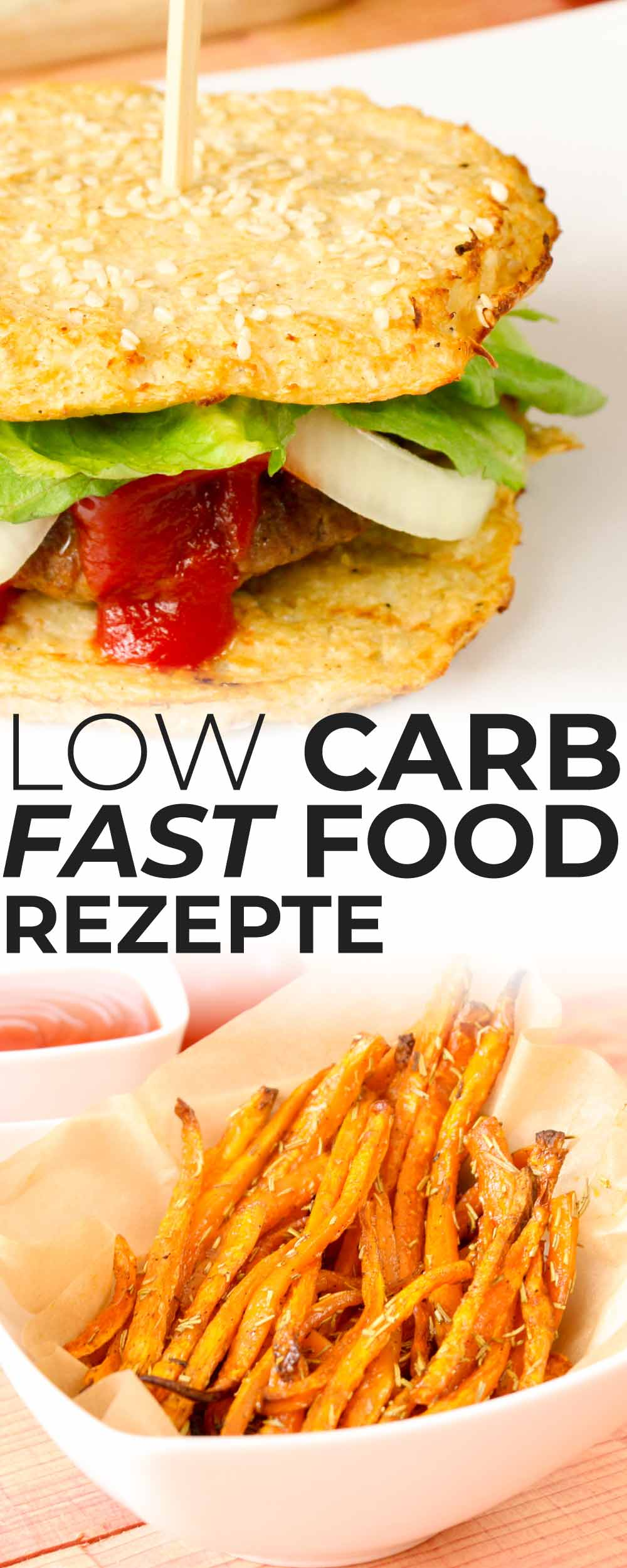 Low Carb Fast Food Rezepte