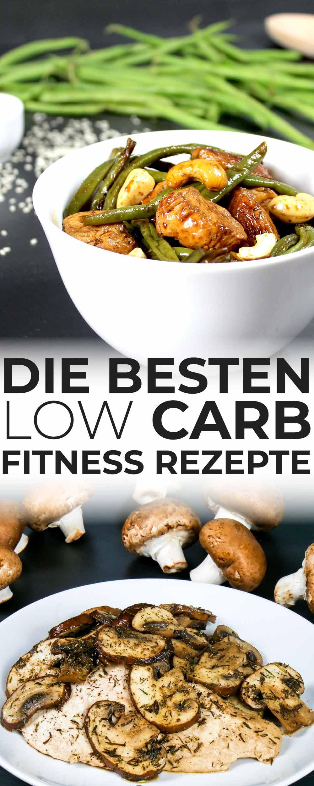 Die besten Low Carb Fitness Rezepte
