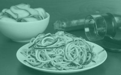 Zucchini-Spaghetti kochen: Der Guide für die perfekten Zoodles