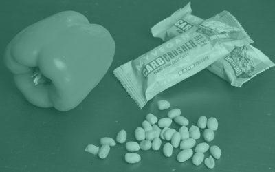 11 originelle Low-Carb-Snacks für die Arbeit